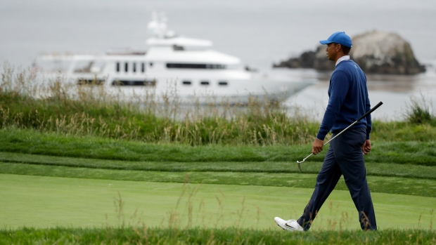 Tiger Woods removed from for wrongful death lawsuit