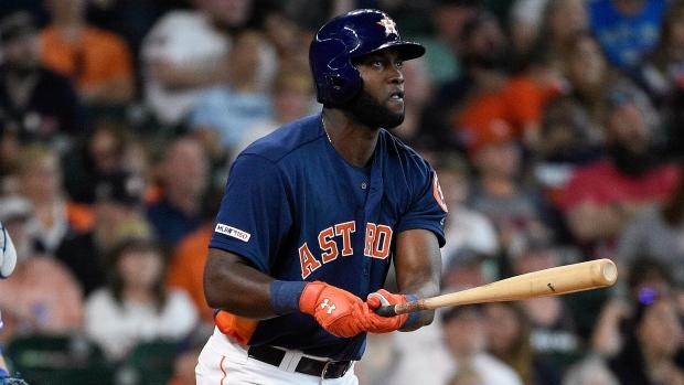 Rookie Yordan Alvarez Homers Again Houston Astros Top Toronto Blue