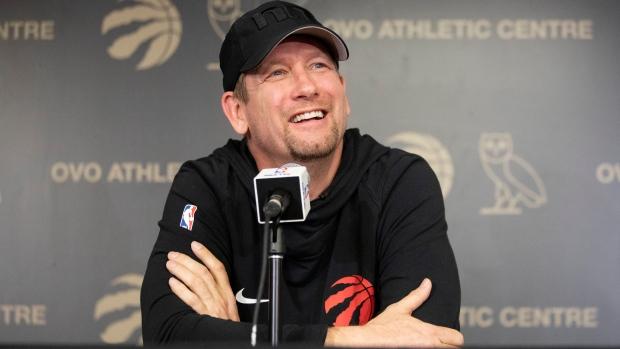 Toronto Raptors' Nick Nurse named head coach of Team Canada - TSN.ca