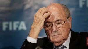 Former FIFA head Blatter: Sarkozy meeting key to Qatar vote