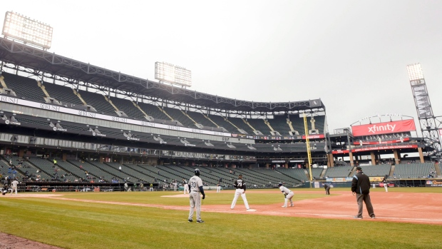 Chicago White Sox plan to extend netting at Guaranteed Rate ...
