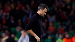 Spain manager Enrique stepping down
