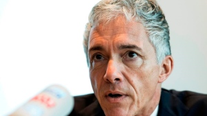 Swiss prosecutors say FIFA work continues after boss recused
