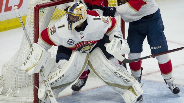 Florida Panthers to retire Roberto Luongo's number on March 7 - TSN.ca