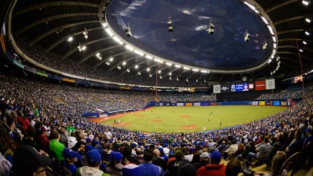Tampa Bay Rays Montreal Expos 2028 Tropicana Field sign - TSN.ca