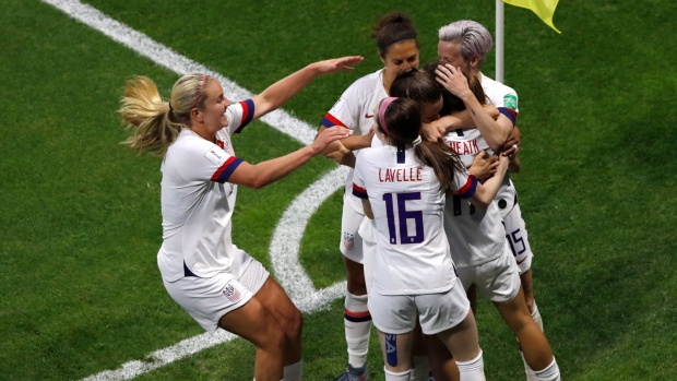 USWNT avenge Olympic heartache with World Cup victory over Sweden