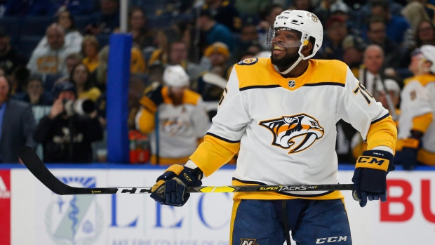 Nashville Predators Trade Pk Subban To New Jersey Devils Tsn Ca