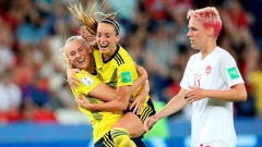 Sweden through to quarterfinals with 1-0 win over Canada Article Image 0