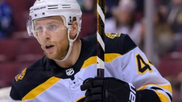 Boston Bruins defenceman Steven Kampfer opts out of Return to Play - TSN.ca