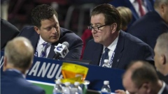 Jim Benning Judd Bracket draft