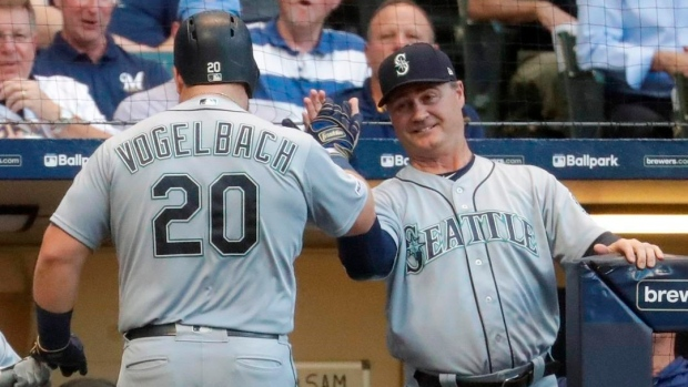 Dan Vogelbach's homer lifts Seattle Mariners to win over