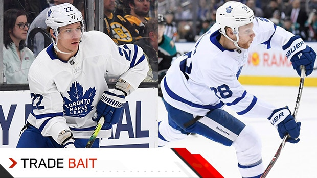 Trade Bait - Zaitsev and Brown