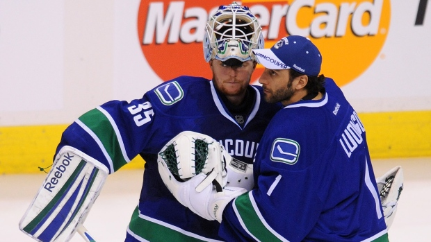 Schneider Luongo Encouraged Supported Me When He Didn T Have Tsn Ca