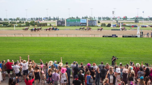 Woodbine Entertainment to hold live standardbred, thoroughbred racing starting Friday
