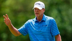 Stricker opens 5-shot lead in Senior Players