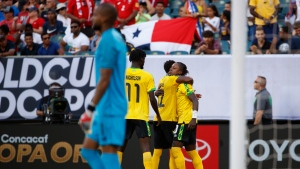 Jamaica beats Panama to advance to Gold Cup semifinals