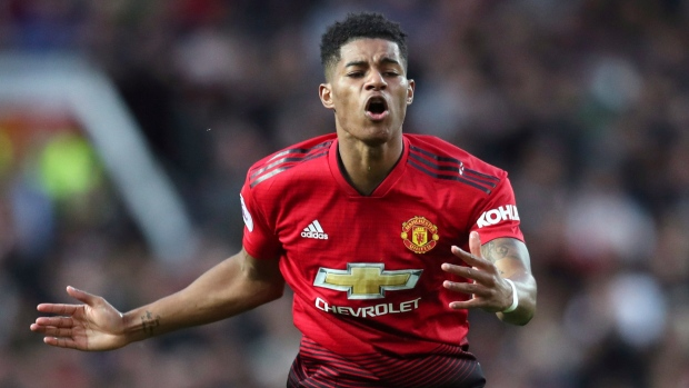 Rashford signs up for four more years at Manchester United