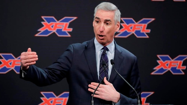 XFL unveils rules innovations for debut 2020 season