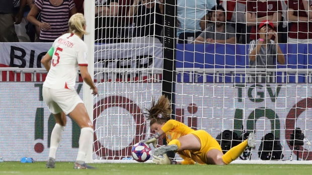 US Defeats England to Advance to Women's World Cup Final