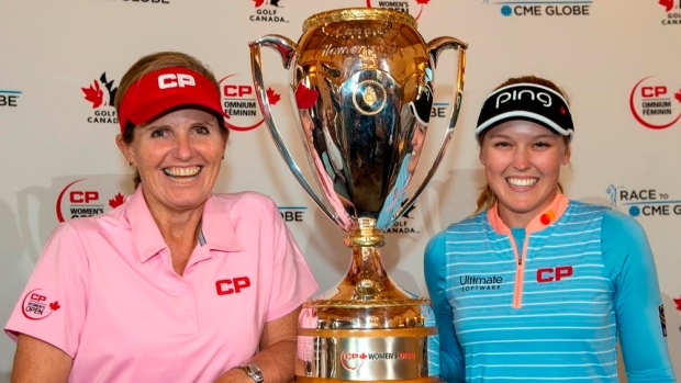 Brooke Henderson welcomes stiff competition at Canadian Open - TSN.ca