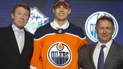 Oilers sign first-round pick Philip Broberg to entry-level contract Article Image 0
