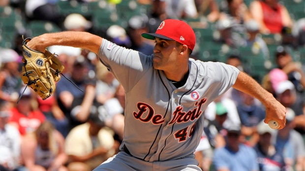 detailed look 319c7 bfb87 Matthew Boyd strikes out 13, Detroit Tigers hit 3 home runs and beat ...