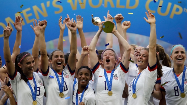 United States wins World Cup