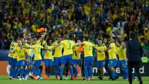 Brazil beats Peru to win first Copa America title since 2007