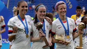 USWNT to attend ESPYs after NYC parade