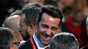 Edu leaves Brazil role, joins Arsenal as technical director