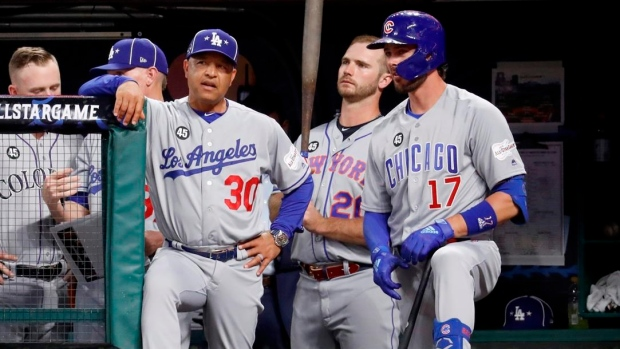 Dodgers go dark in spotlight again with All-Star let down Article Image 0