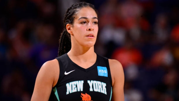 Elena Delle Donne and A'ja Wilson are WNBA All-Star captains