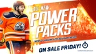Oilers Power Pack 2019