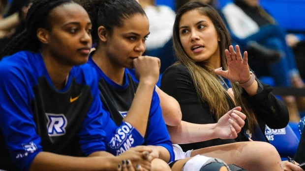 Ryerson's Roque makes history when she joins Sacramento Kings bench Article Image 0