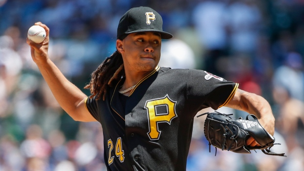 Pirates pitcher Archer has a clear mind -- and less hair