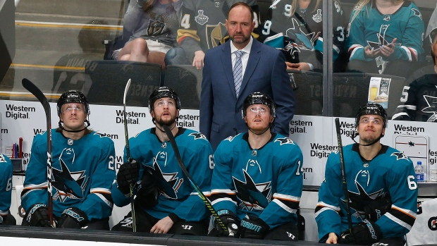 Sharks fire coach Pete DeBoer as team continues to struggle