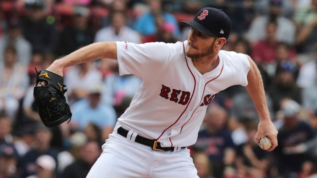 Chris Sale Out For Remainder Of Regular Season