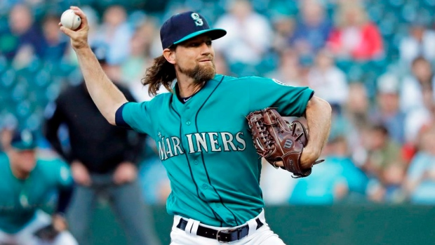 Mariners' Leake perfect through 6 innings vs Angels Article Image 0