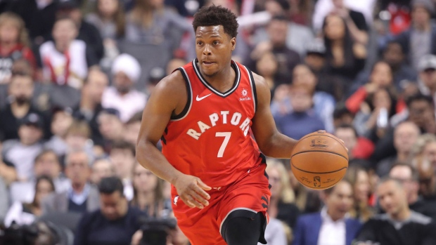 Raptors, Kyle Lowry Agree To Massive One-Year Extension