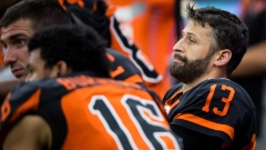 MIke Reilly BC Lions