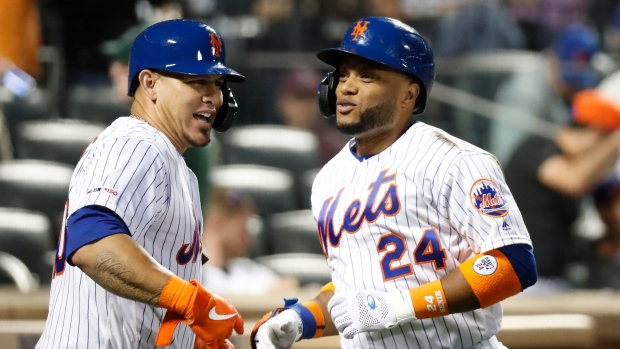 Wilson Ramos and Robinson Cano