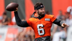 Playmaker Baker: Browns QB Mayfield aiming for playoffs Article Image 0