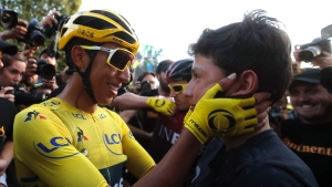 Bernal becomes first South American to win Tour de France