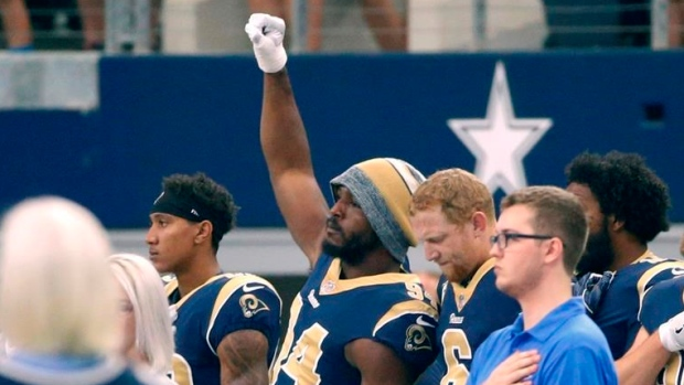 4cf1ad78e20b Robert Quinn: Anthem protests 'might come up' with Dallas Cowboys ...