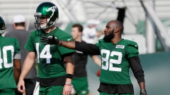 Sam Darnold and Jamison Crowder