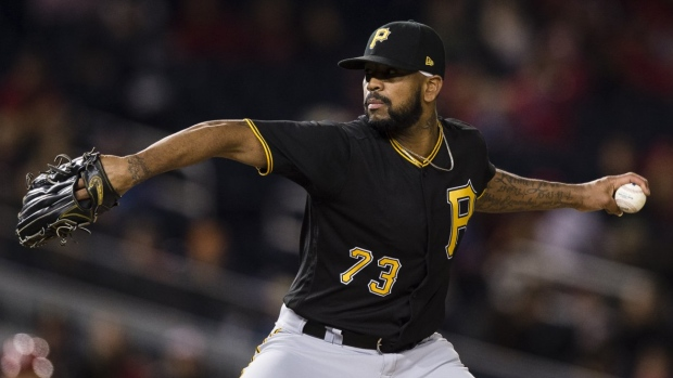 Pirates Closer Felipe Vazquez Charged With Solicitation of a Child