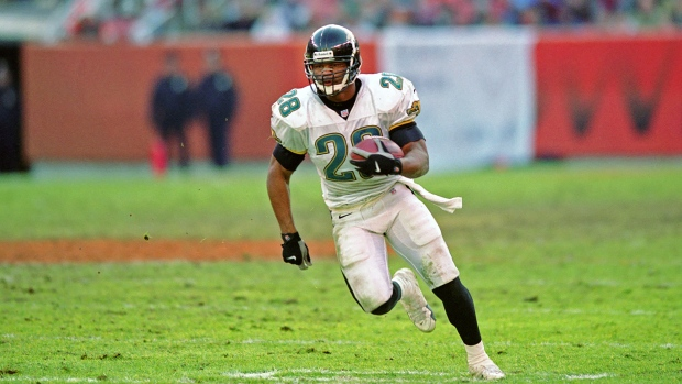 d2d628fd Fred Taylor ripped his No. 2 placement on the Jacksonville Jaguars ...