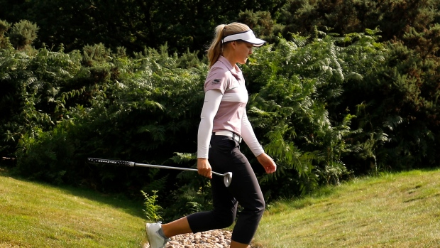 Ashleigh Buhai leads by one over Kang, Shibuno at Women's British Open