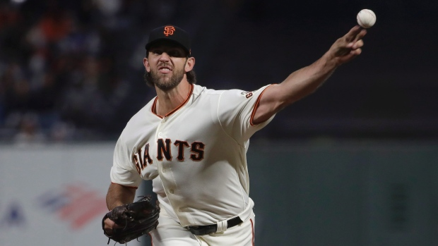 Diamondbacks agree to terms with LHP Madison Bumgarner on five-year deal