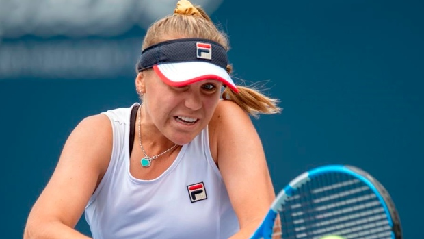 Serena Williams retires to hand the title to Bianca Andreescu — WTA Toronto